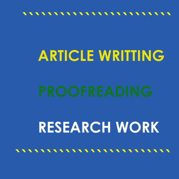 research a project work