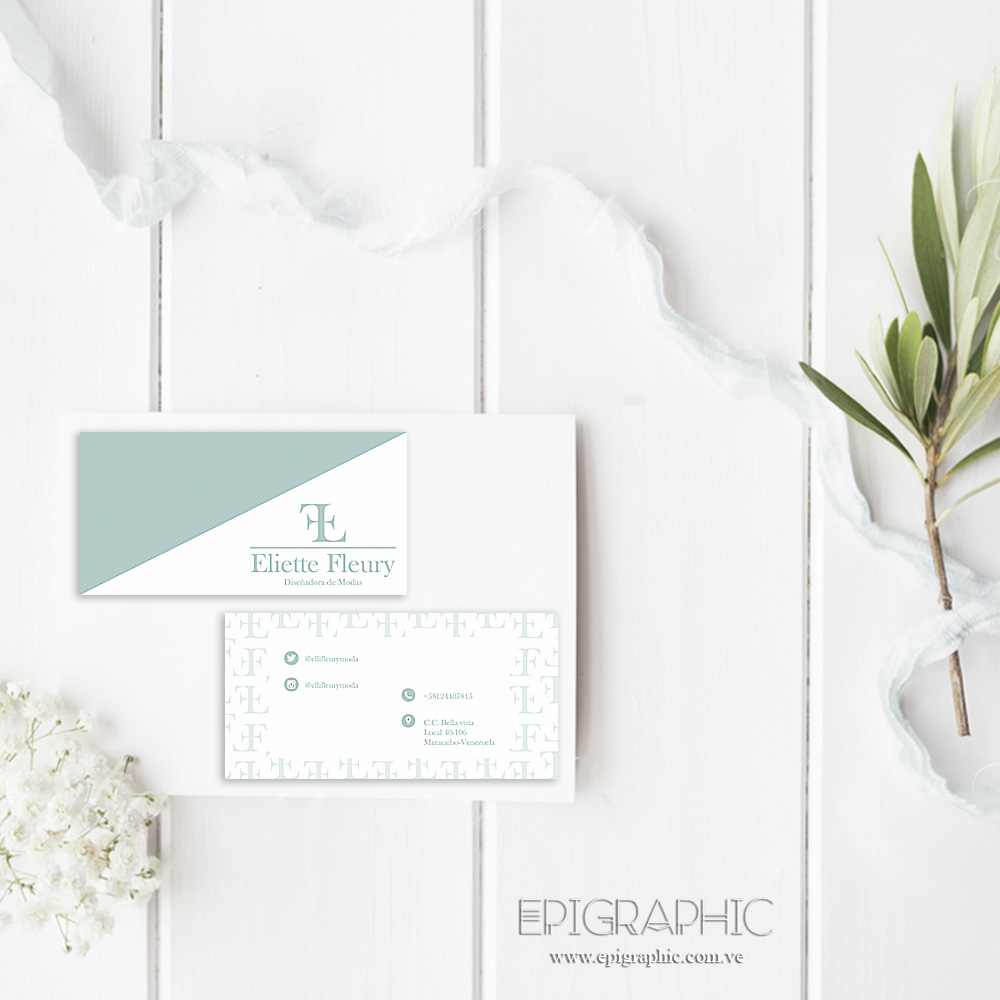 create an amazing Business Card for your brand!
