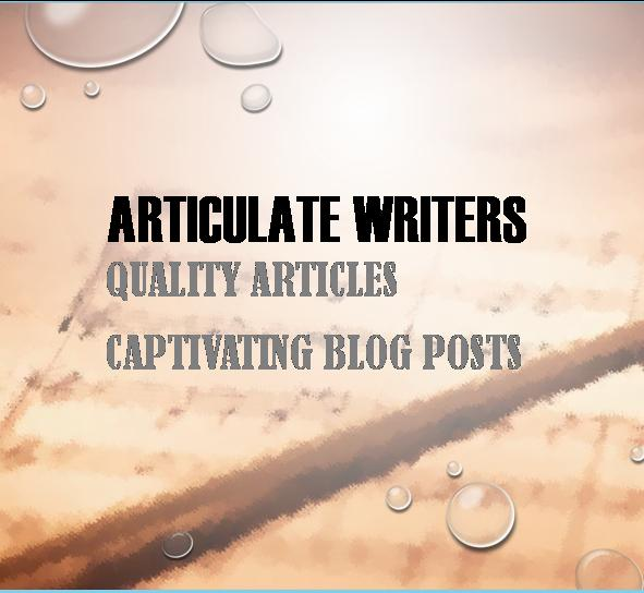 write a thoroughly researched article