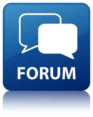 write 90-100 quality posts from different usernames to your forum