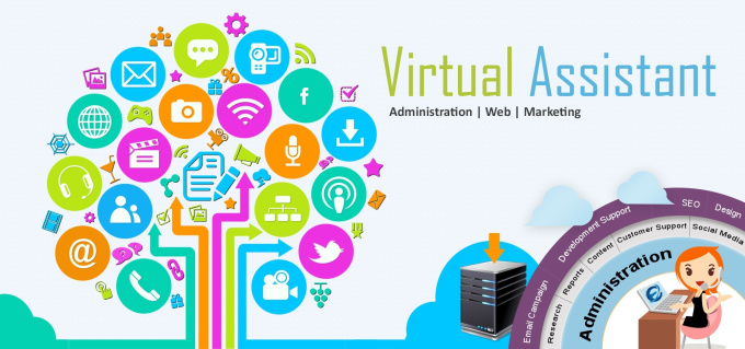 Virtual Assistant, Data entry, Excel expert