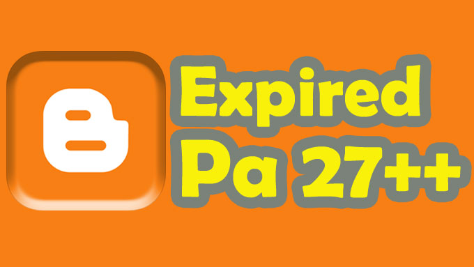 give 40 expired blogspot Page Authority 27+