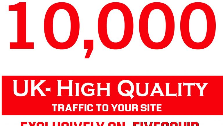 Drive 10,000 Search Engines (UK) Visitors with Proofs