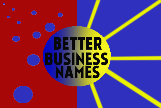 Provide 10 Top Business Names