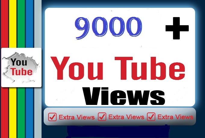 promote your youtube 9000 video View