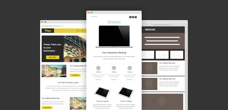 design and Implement an Amazing Email Template