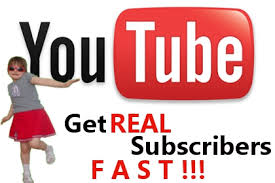 Real, Active 100+ Youtube Subscribers, without any Bot, Software, Panel or other fake system