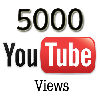 deliver 5000+ Youtube views