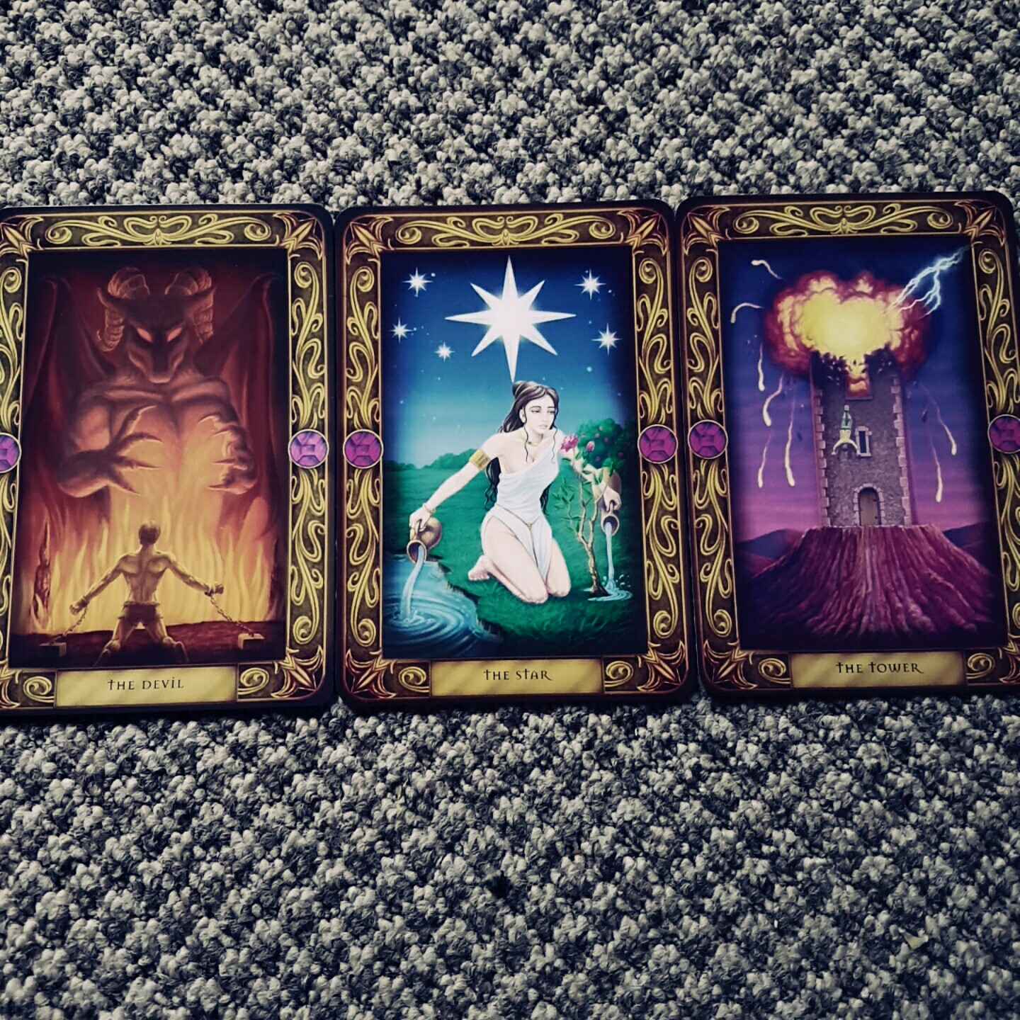 do an emailed five card detailed tarot reading