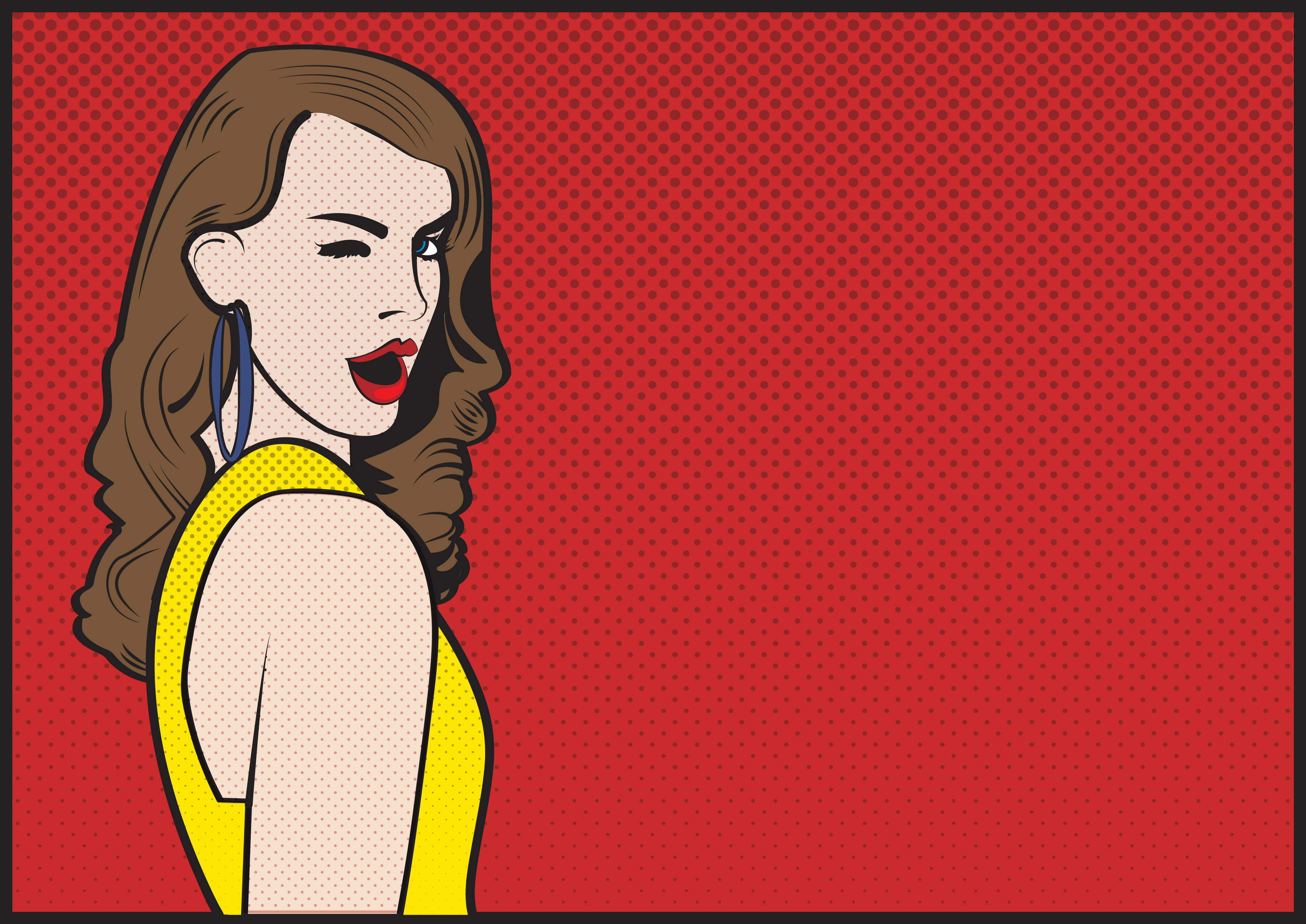 make cool pop art portrait from your photo