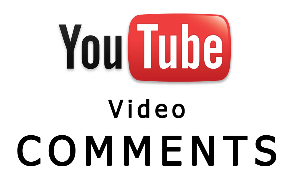 Get You 40  YouTube Custom Comments