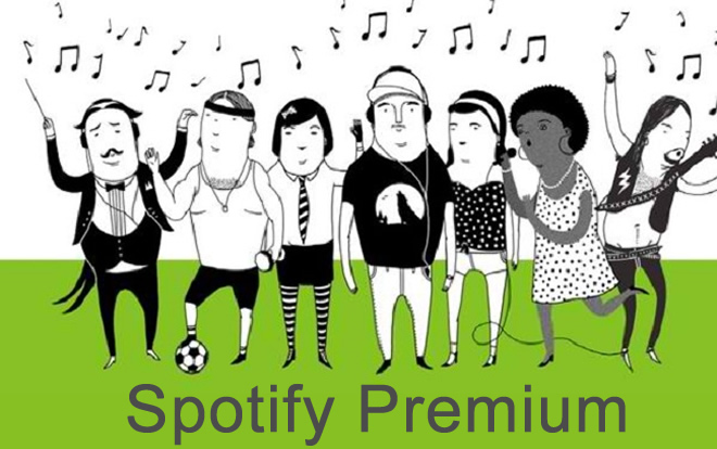 add your song to my Spotify Premium Playlist for 1 Month