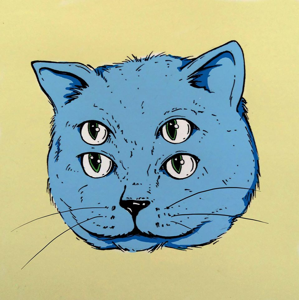 draw you as a cat