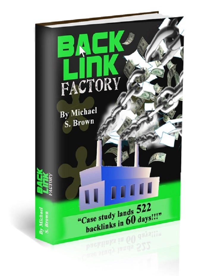 give you eBook about how to get FREE backlink give you eBook about how to get FREE backlink