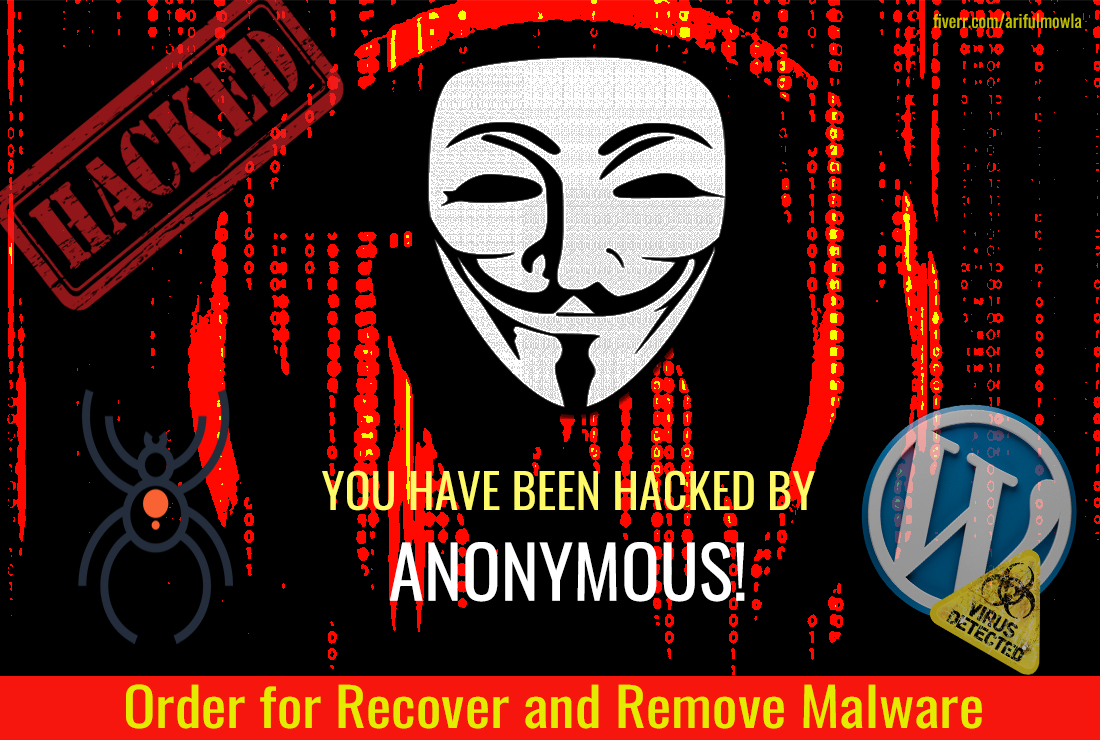 recover your hacked WordPress or other site