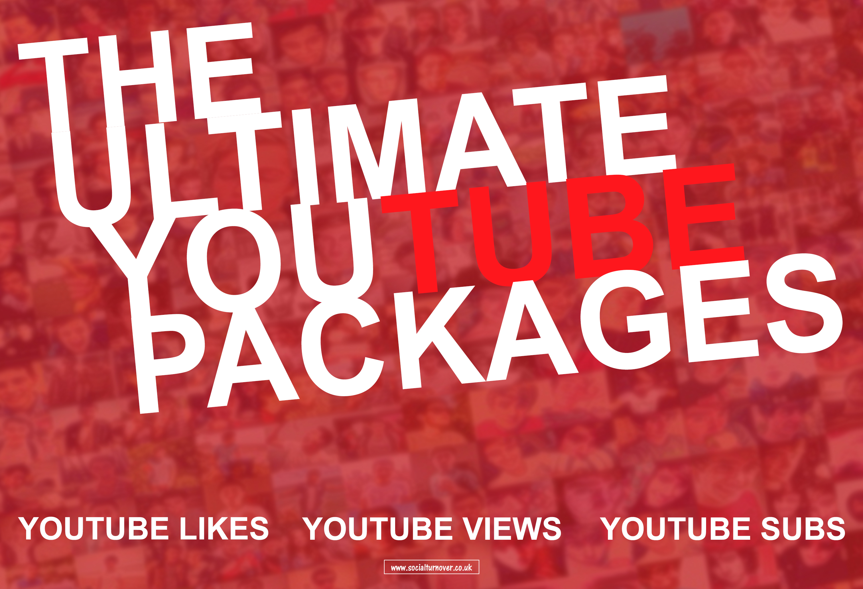 send you REAL YouTube LIKES, VIEWS AND SUBSCRIBERS