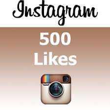 Give you 500 REAL AUTHENTIC Instagram Likes