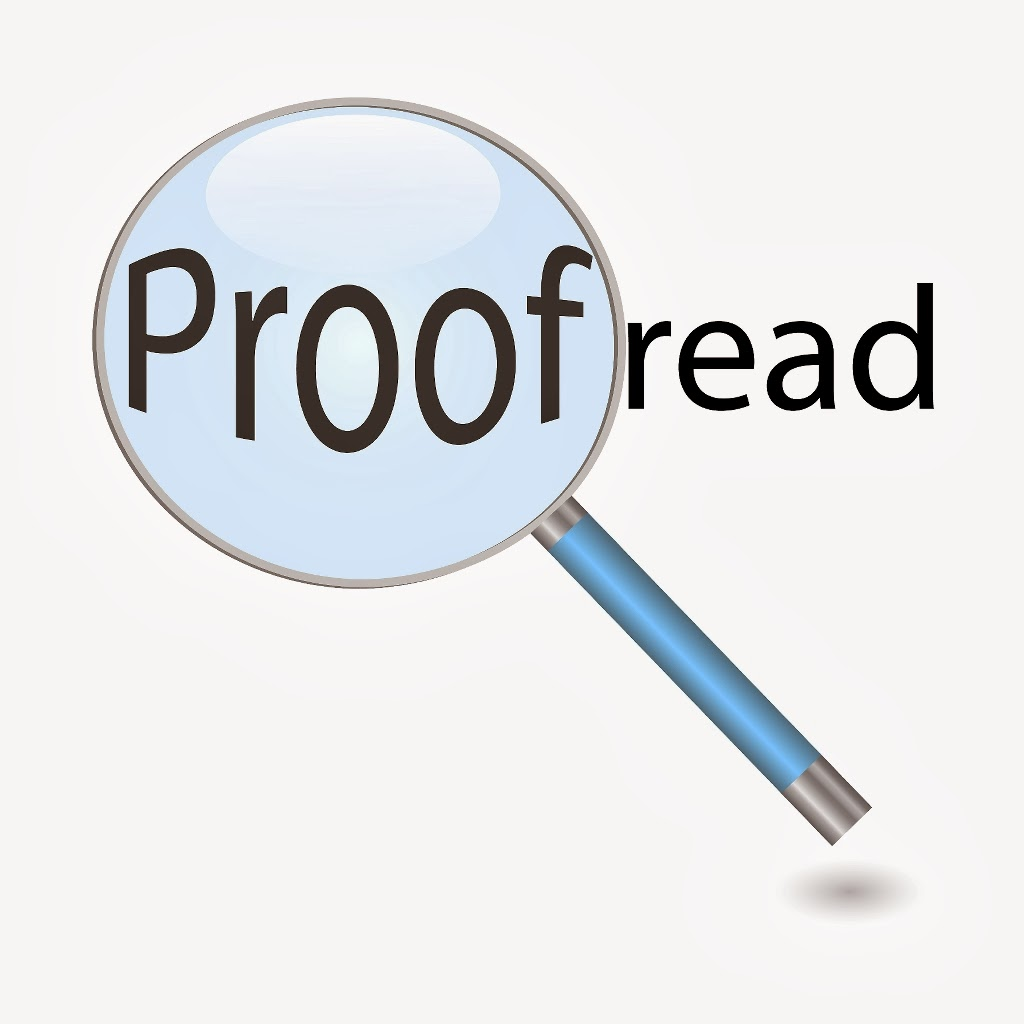 proofread and edit up to 1200 words in 24 hours