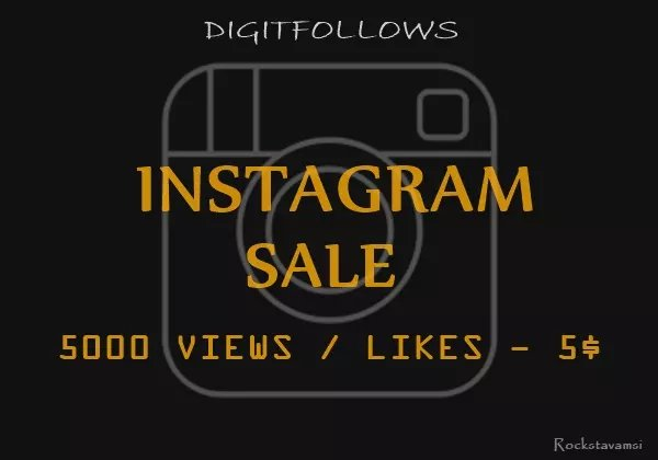 add 10000 instagram likes / views