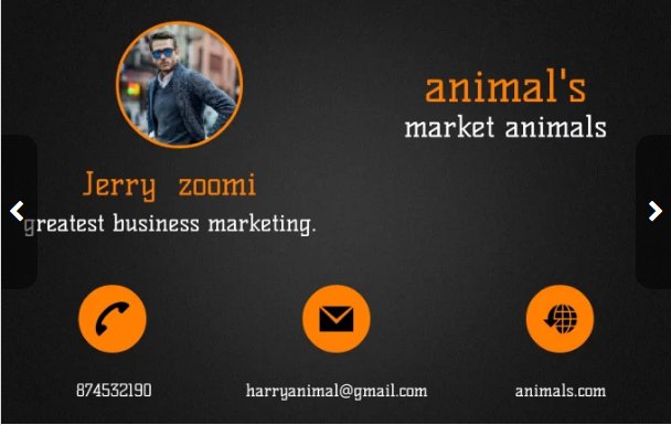 Design A PROFESSIONAL Business Card With Your Logo