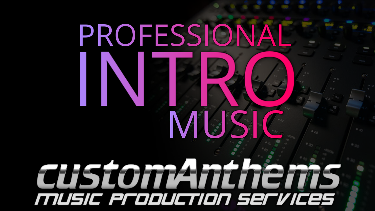 produce professional Copyright Free Intro Music for your YouTube Channel, Video, Podcast & more!