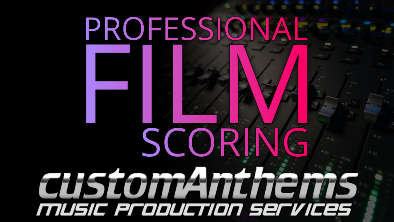 score professional Scene Music for your Film or Video