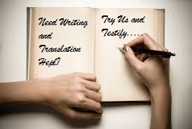 Write, edit, critique or proofread of 500 words