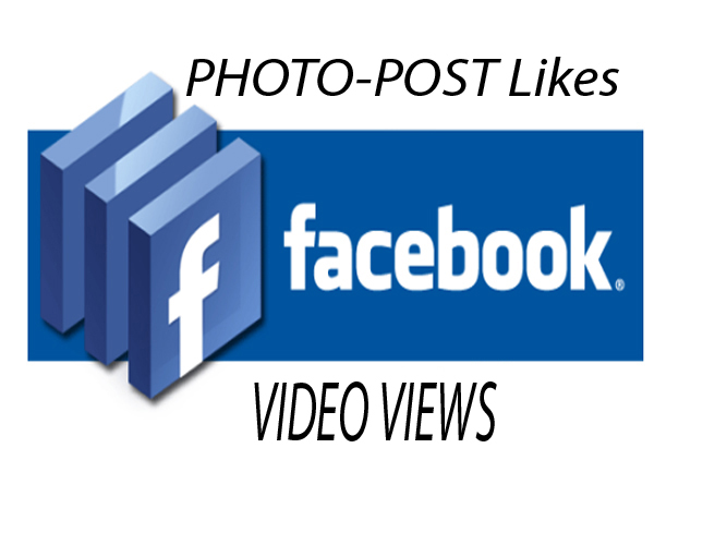 give you 1000 Facebook Photo/Video Likes