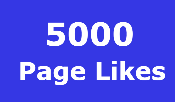 1500 Facebook Fanspage likes