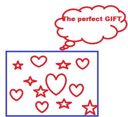 find the right gift for the right person,5 suggestions