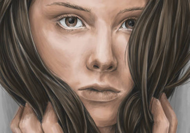 paint awesome realistic portrait from you photo