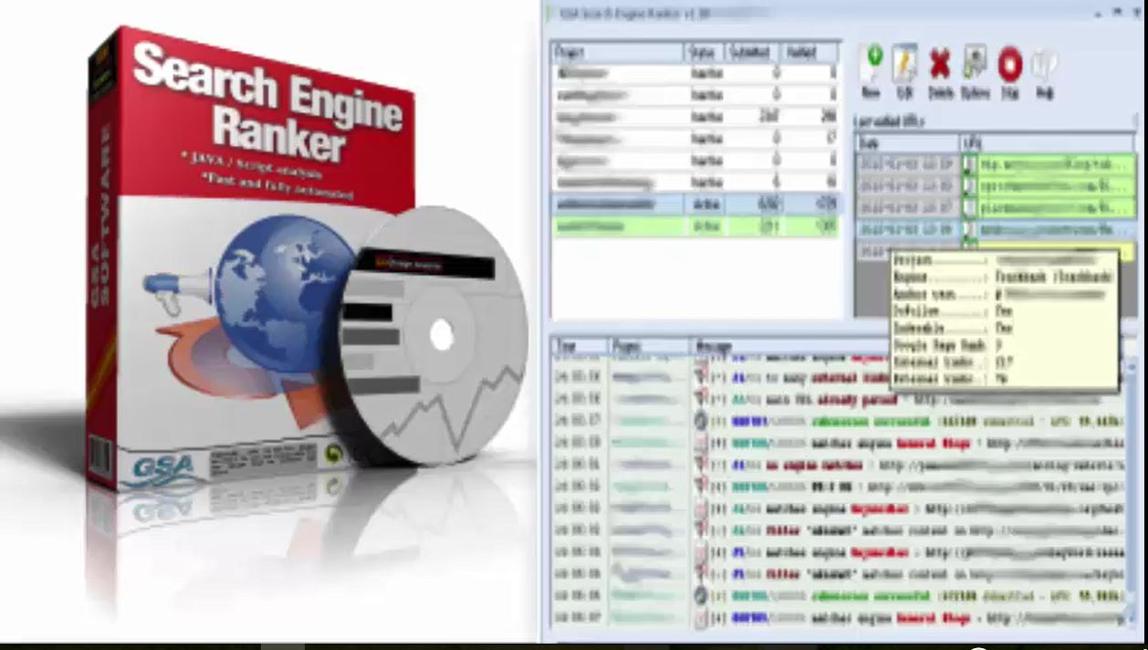 provide GSA search engine ranker with licence key (Not cracked)