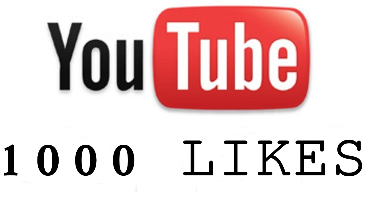 increase 1000 youtube likes