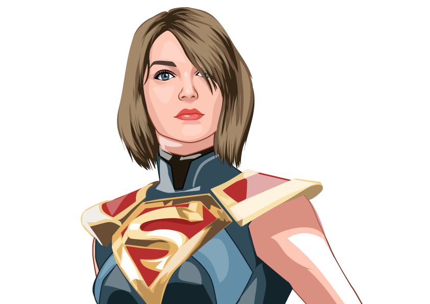 Do Making Vector Portrait For You