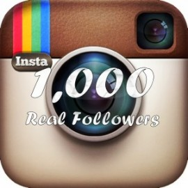 give 1000 real instagram followers