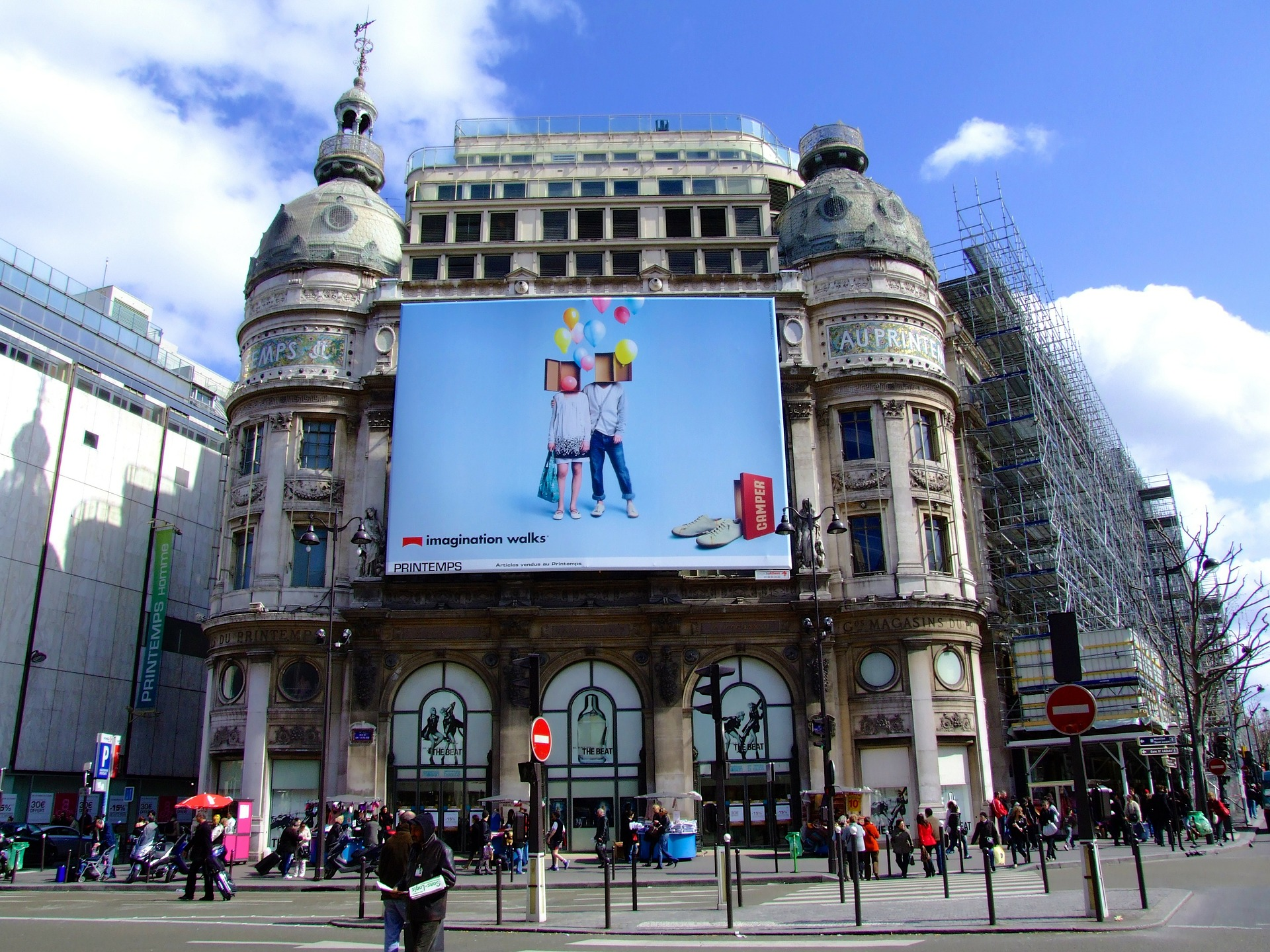 put your picture, message, text ,logo, design on huge billboards
