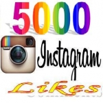 Provide You 5000 Instagram Likes
