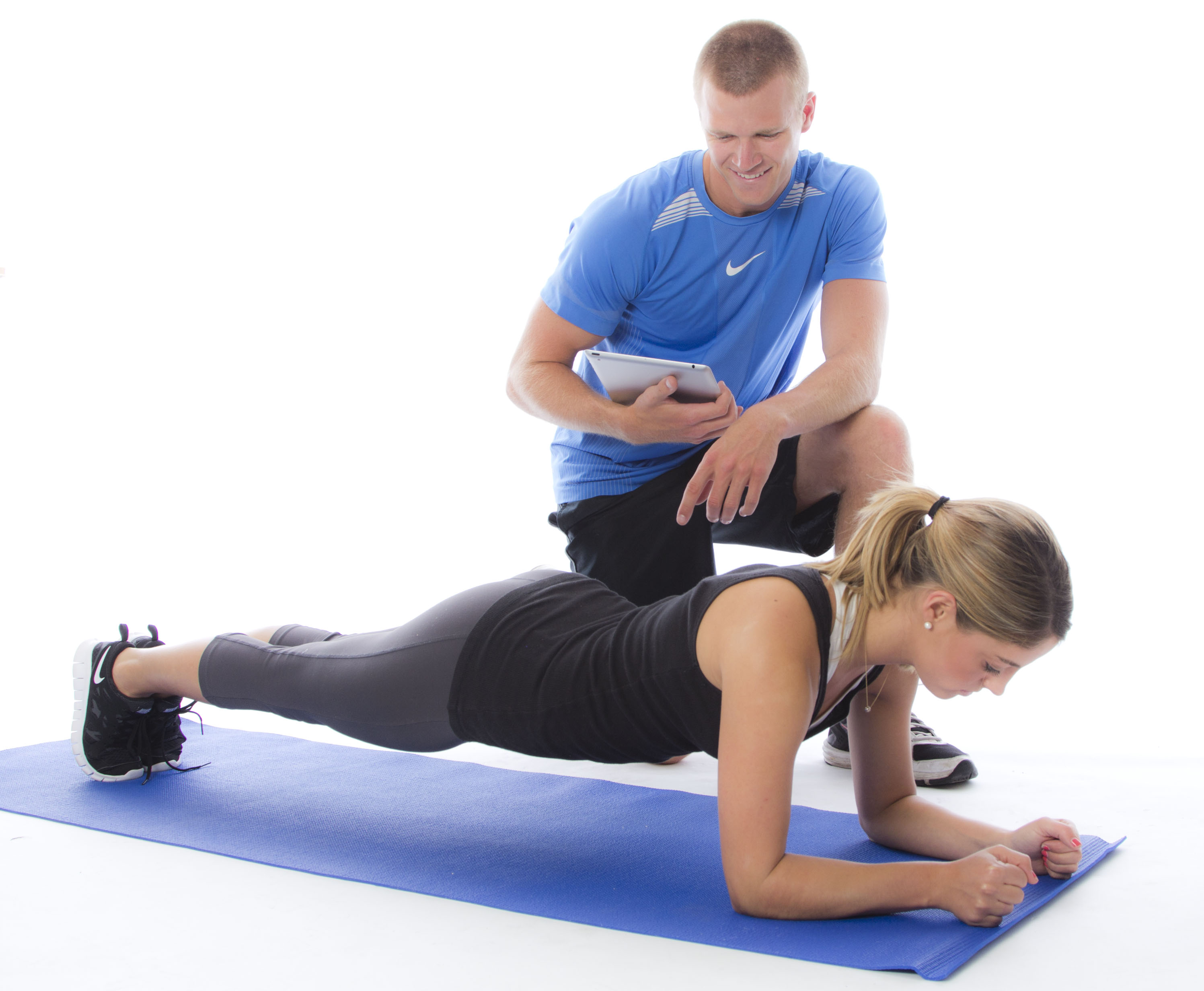 make you a professional fitness plan