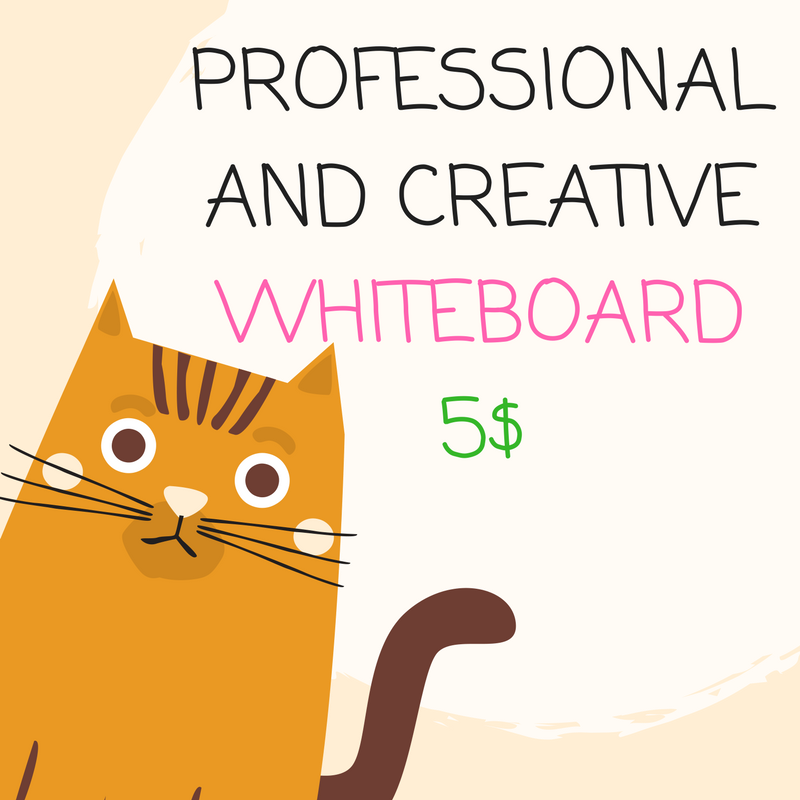 Create Professional WHITEBOARD Animation