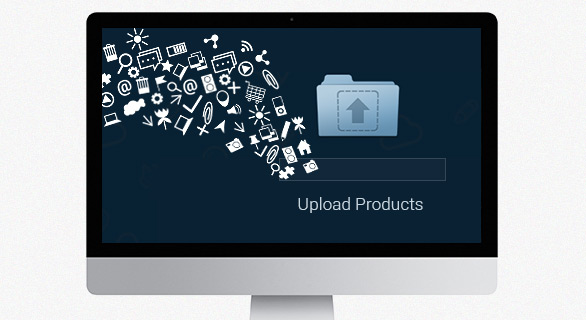 upload 200 products on E-commerce site