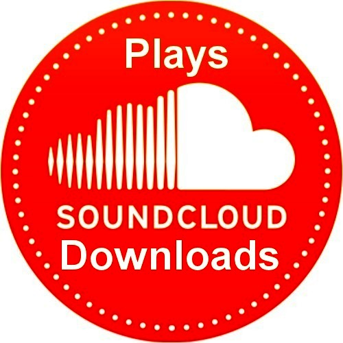 add 1000+ High Quality SoundCloud Plays or Downloads