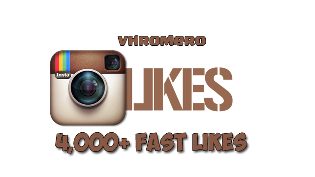 GIVE YOU 4,000 INSTAGRAM LIKES