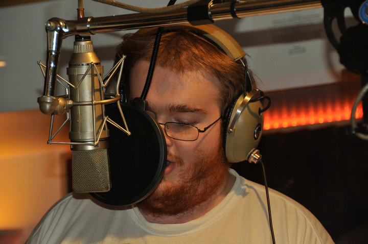 record a professional american male voiceover narration within 48 hours