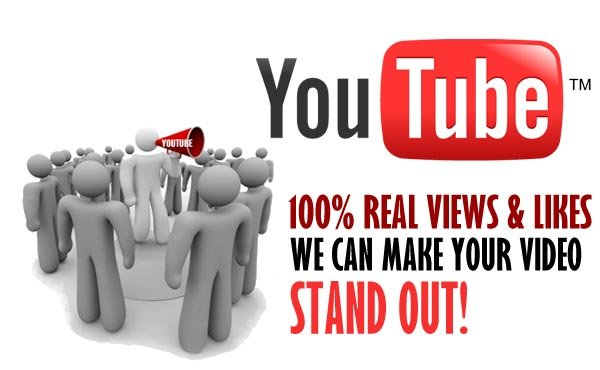 Give you 100 Full Video Views to skyrocket your video  (SEO)