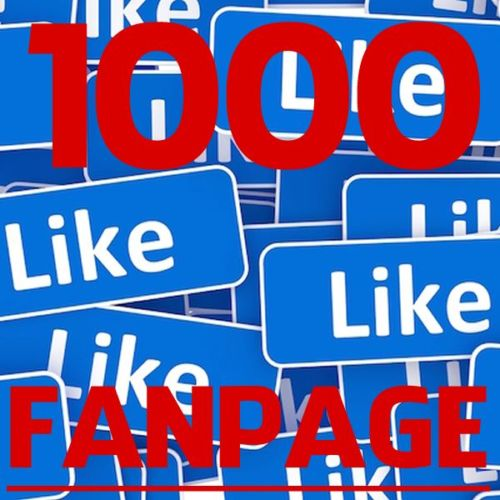 add 1000 Facebook Fanpage Likes in 48 Hours for $4 - High Quality - Great Service - Fast Delivery - 100% SAFE