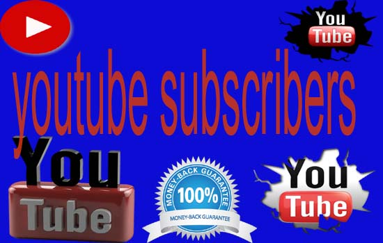 give you Real 150+ Youtube Active Subscriber