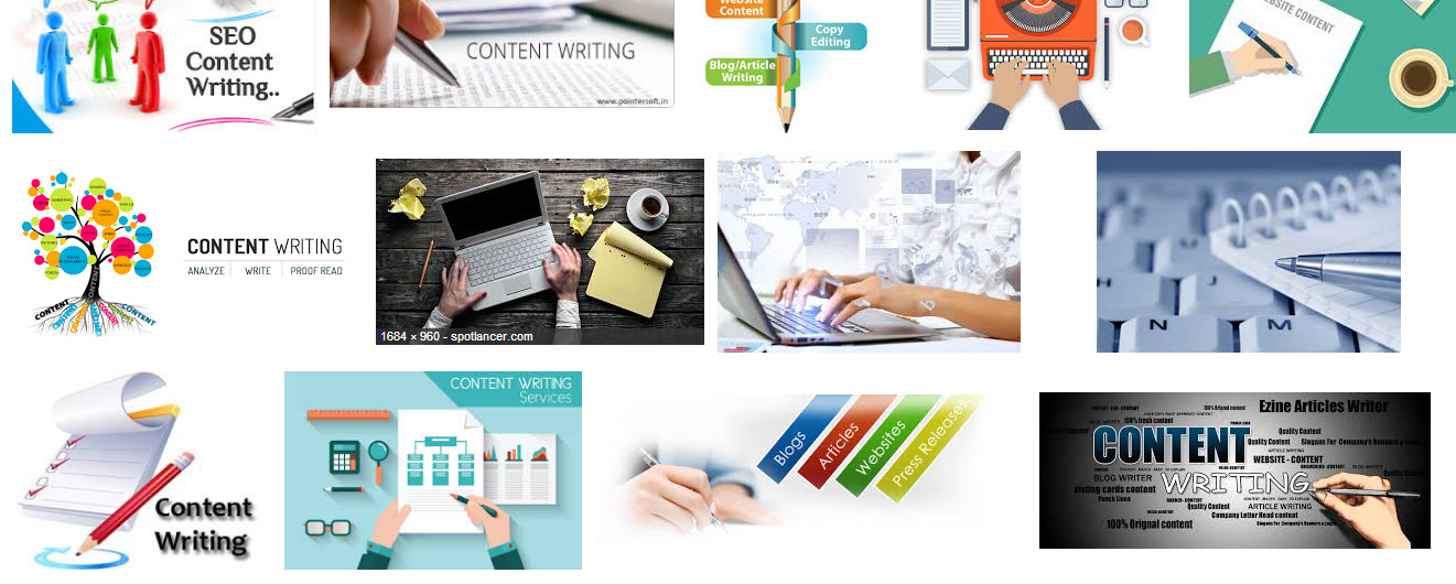 be your content writer
