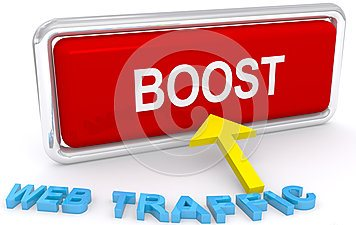 Get unlimited potential visitors traffic for 30 days