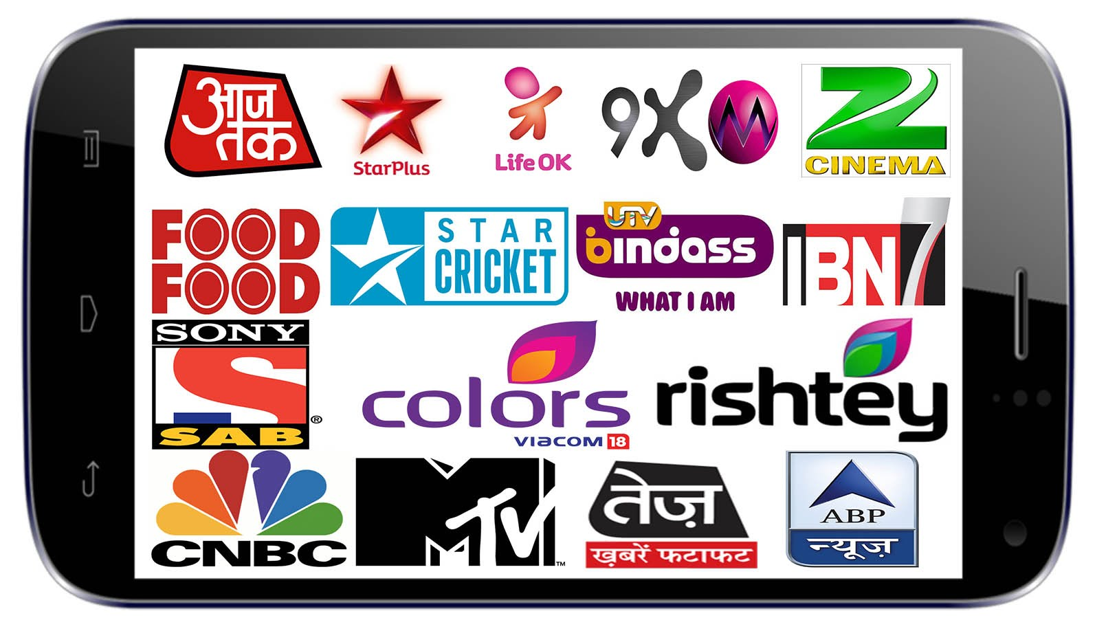 design live tv android app