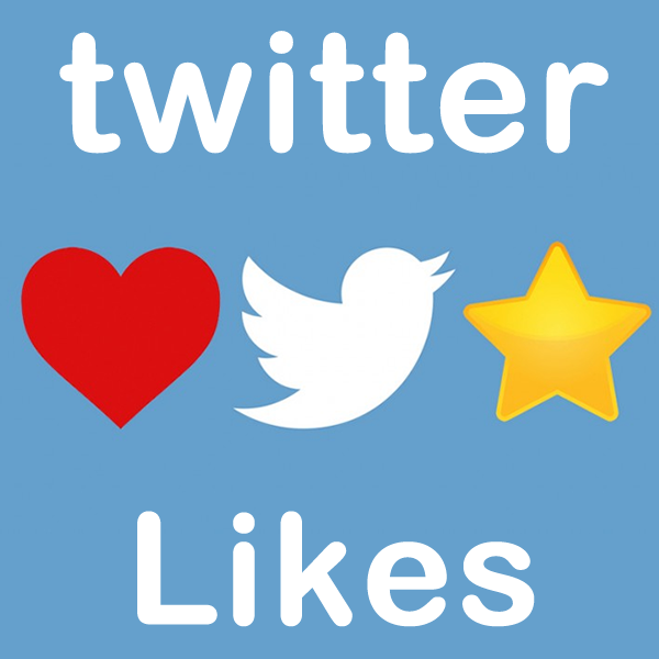 add 8000 Twitter Likes/Favourites 8K in 48 Hours for $4! - High Quality - Great Service - Fast Delivery - 100% SAFE